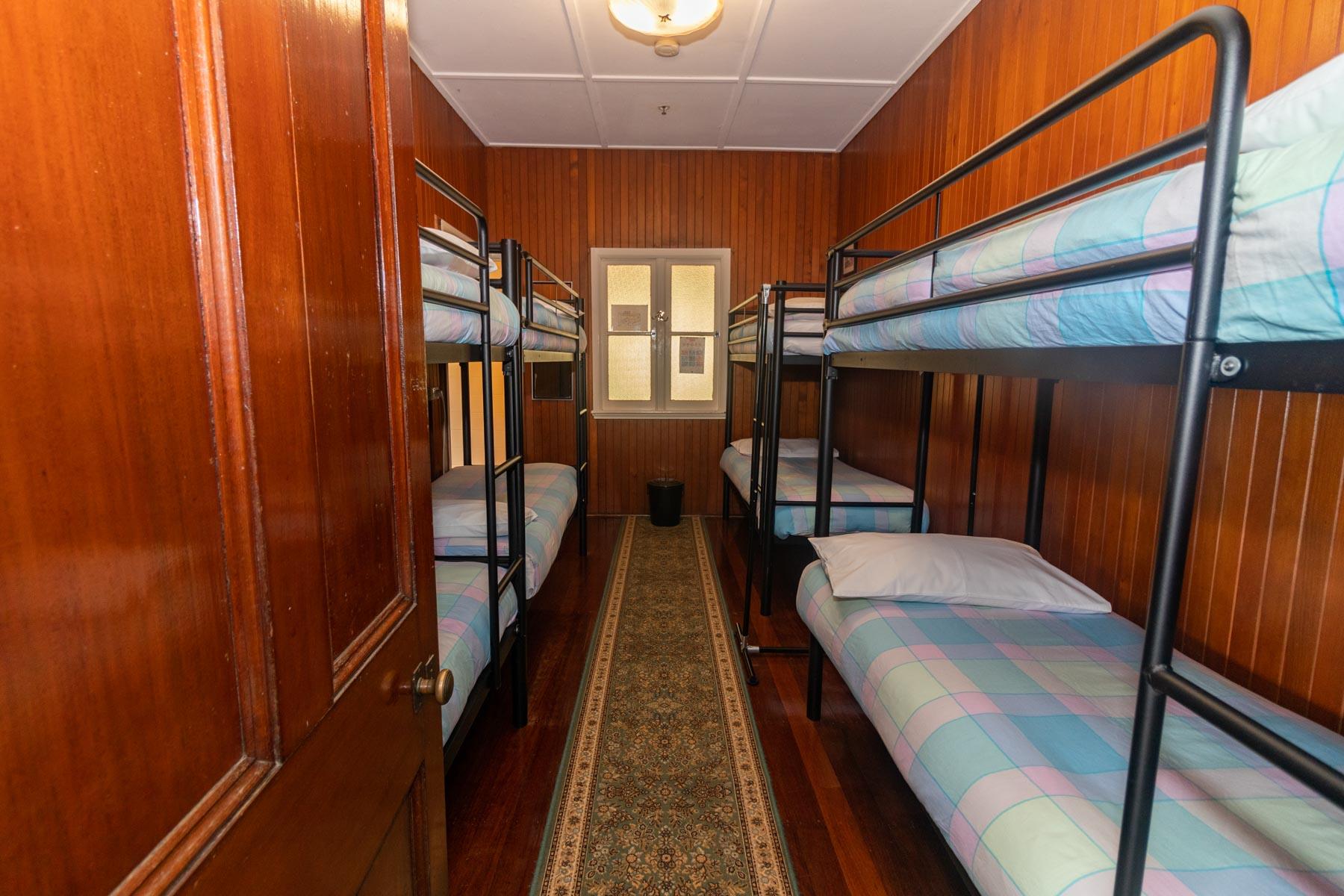 Mystery Mountain Farm Stay   Dorm Room